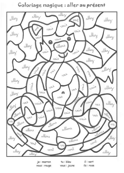 coloriage magique tables de multiplication cm1 coloriages code ce2 new calendar template site