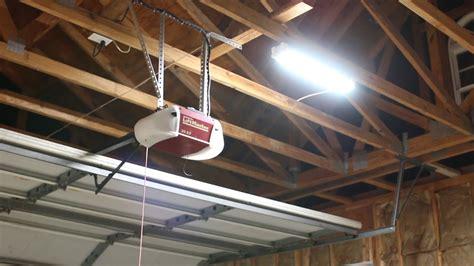 garage sconces shop garage led light