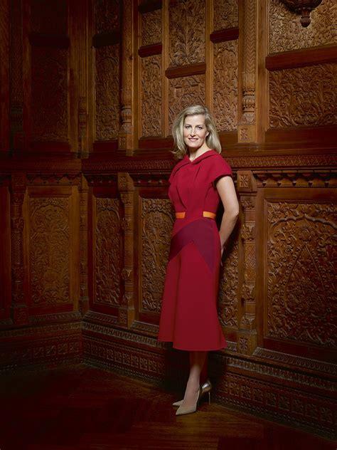 Sophie, Countess of Wessex | Estilo real, Ideias fashion ...