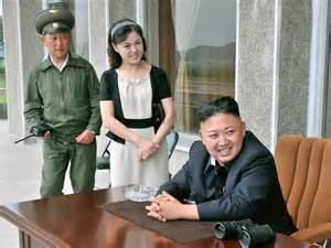 North Korea Leader Kim Jong Wife