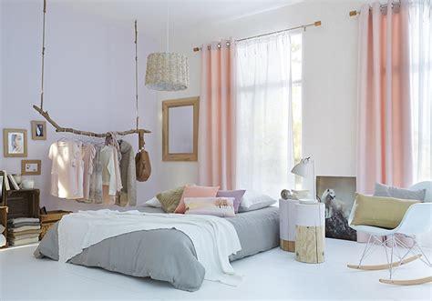 chambre blanche une chambre blanche et féminine grâce aux couleurs pastel