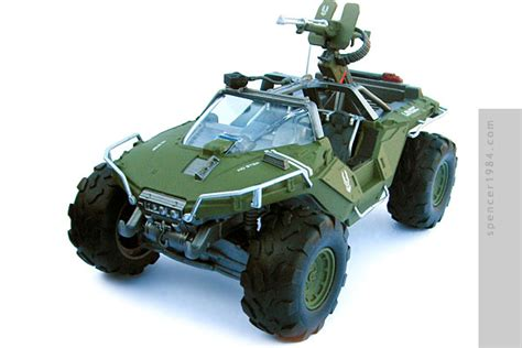 jada halo  warthog vehicle review
