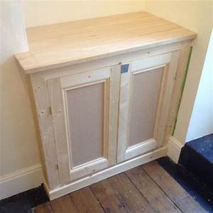 Building a Victorian alcove cupboard (part 1 Alcove