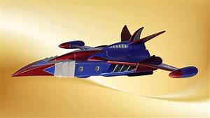 God Phoenix Model Review Gatchaman G-Force Battle of the ...