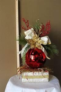 Large Customizable Decorative 10 U0026quot  Ornament Arrangement On
