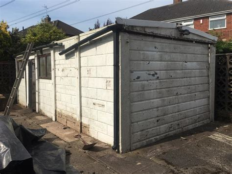 asbestos garage removal warrington cheshire lees solutions
