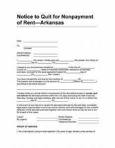 california notice to quit With notice to pay rent or quit template