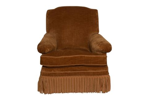upholstered chair with ottoman french velvet upholstered chair with ottoman omero home