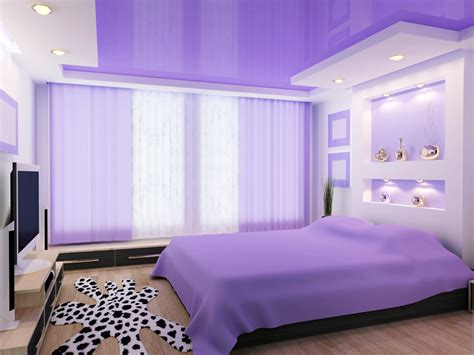 Decorating Ideas For Girls Bedrooms - purple and yellow bedroom ideas get good shape