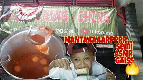 Makan Bakso Ching Krisna Aldon Youtube