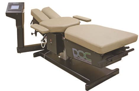 new doc decompression table chiropractic table for sale