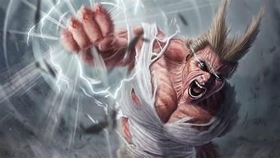 Might Academia Hero Anime 4k Punch Boku
