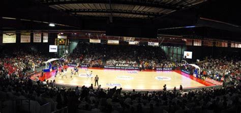 salle de la meilleraie cholet basket infrastructures la salle de la meilleraie cholet basket