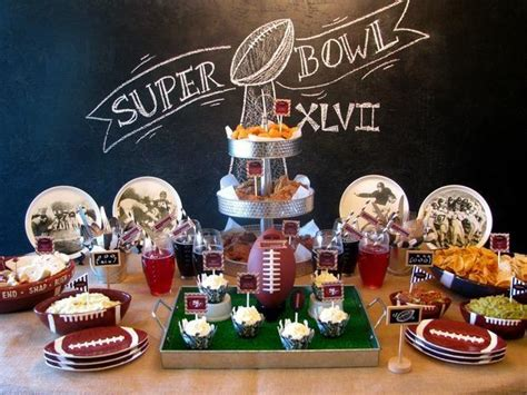 17 Amazing Super Bowl Party Decorating Ideas For 2018 Front Doors Toronto Window Treatments French Used Upvc Interior House Double Door Design Sliding Glass That Look Like Rough Opening For 36