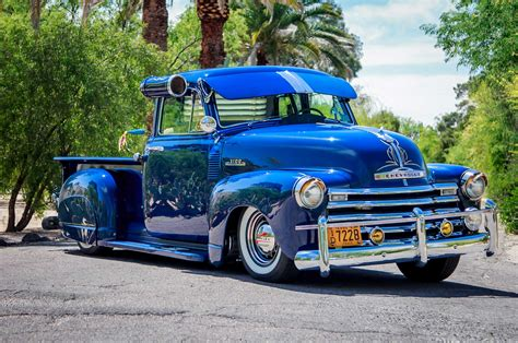 1953 Chevrolet Truck by 1953 Chevrolet 235 Truck Of The Month Lowrider