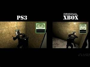 Splinter Cell Trilogy HD Graphics Comparison YouTube