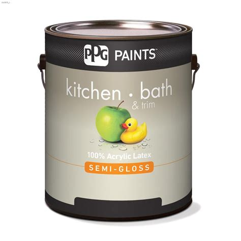 kentca pittsburgh   semi gloss kitchenbathroom