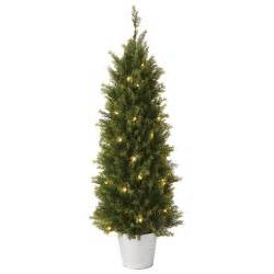 Martha Stewart Pre Lit Christmas Tree by Martha Stewart Christmas Trees Artificial Christmas Tree