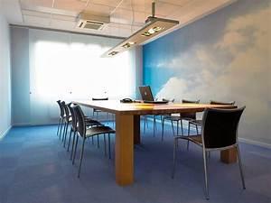Wandgestaltung Büro Ideen : wandgestaltung f r ein b ro in berlin bildwelten gestalten ~ Lizthompson.info Haus und Dekorationen