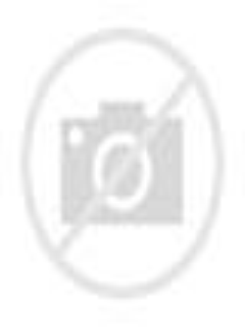 A cartoon surrealist chalk drawing on a pavement by David
