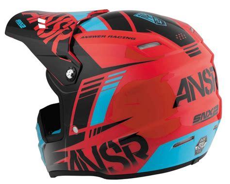 answer motocross helmets 78 40 answer youth snx 2 motocross mx helmet 995019