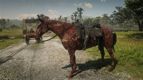undead nightmare horse pt2 comments