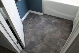bathroom floor coverings ideas peel and stick bathroom floors chris