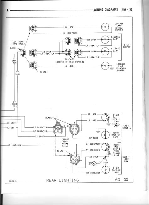 1990 Dodge W250 Wiring Diagram by Light Wiring Diagram Dodge Cummins Diesel Forum