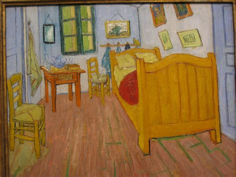 vincent s bedroom in arles vincent