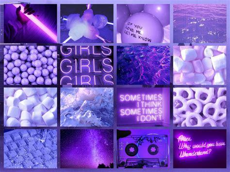 purple aesthetic wallpaper by cyan
