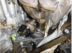 HPF N54 single turbo kit