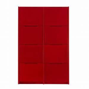 Meuble à Chaussures Ikea : meuble chaussure ikea rouge ~ Teatrodelosmanantiales.com Idées de Décoration