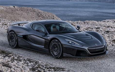 rimac ctwo wallpapers  hd images car pixel