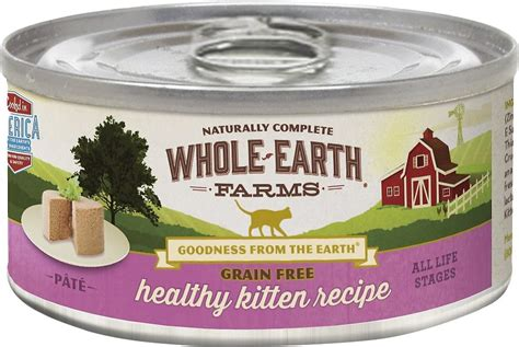 earth farms grain  real healthy kitten recipe
