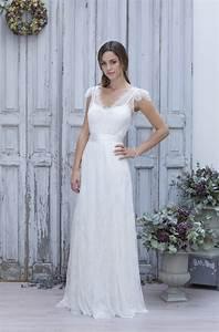 Robes De Mariée Bohème Chic : marie laporte collection 2014 ~ Nature-et-papiers.com Idées de Décoration