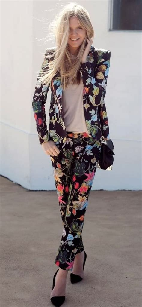 Women's Pant Suit Trends 2018   All For Fashions   fashion