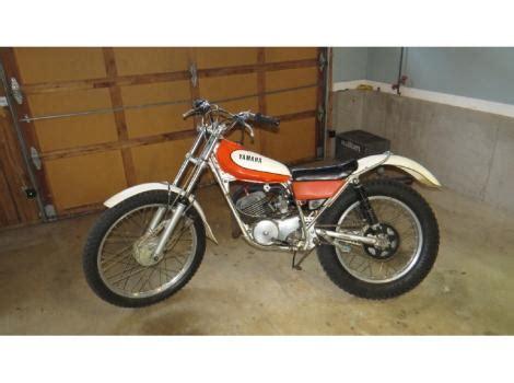 yamaha ty motorcycles  sale