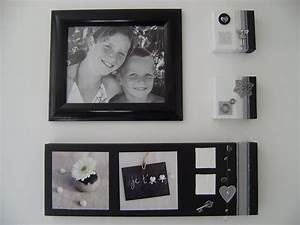 Cadre Deco Noir Et Blanc : cadre home d co noir blanc pour mon salon ~ Melissatoandfro.com Idées de Décoration