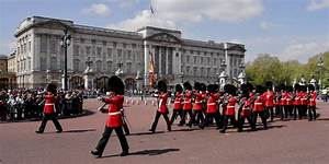 When is Changing the Guard at Buckingham Palace, London