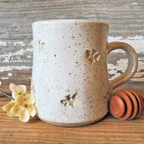 Alibaba.com offers 1,471 rustic coffee mugs products. Mini Bees Mug in 2020   Pottery mugs, Handmade pottery, Stoneware mugs