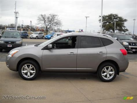 grey nissan rogue 2015 2009 nissan rogue sl in gotham gray 050884