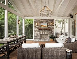 Free Interior Best of Screened In Porch With Fireplace