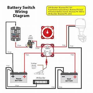 Gm Dual Battery Wiring Kit