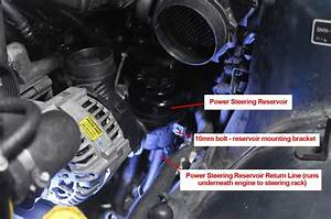 Bmw E36 Power Steering Pump Replacement