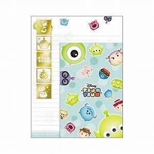tsum tsum letter set kawaii panda making life cuter With kawaii stationery letter set