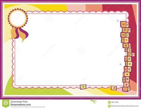 sample designs  borders  certificate yahoo image