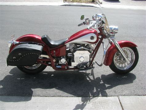 2005 Ridley Automatic Motorcyle Formerly Owned By Danny