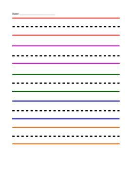 colored handwriting paper  images handwriting