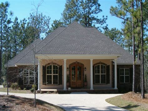 5 Bedroom French Acadian House Plans