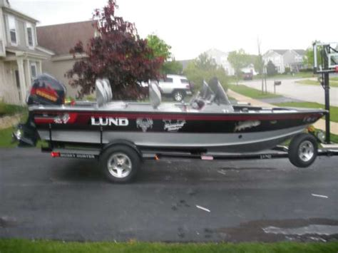 Lund Boats For Sale Walleye Central by Crestline Boats